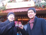 Glühwein with Tianhe